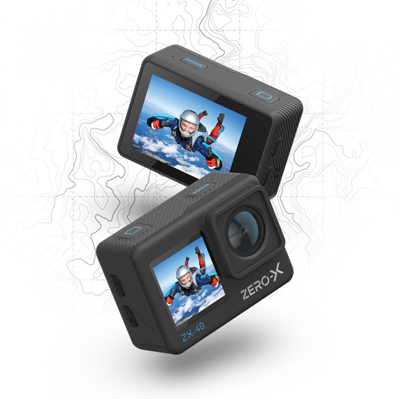 ZX-40 Action Camera