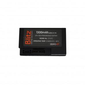 1300mAh battery for Blitz drone